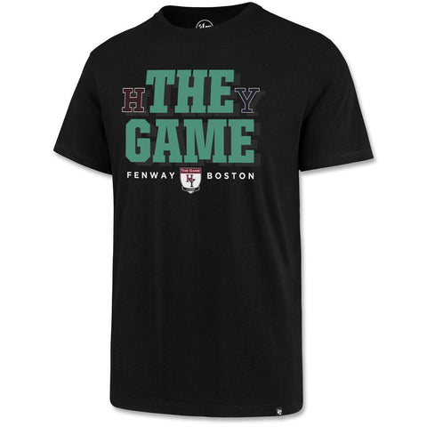 The Game Super Rival Tee - Black