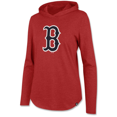 Boston Red Sox Ladies RED Club Hood