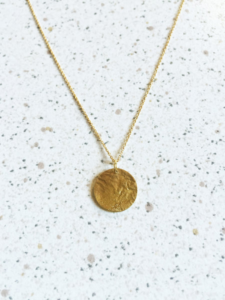Moon Necklace (Lune)