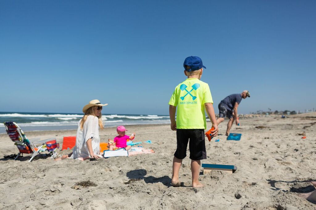 Families will love the wide sandy beaches of Ponto!