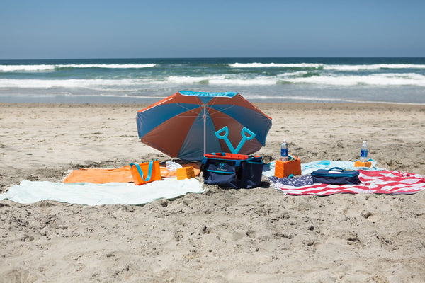 Beachmate makes taking your kids to the beach simple!