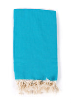 Load image into Gallery viewer, Turkish Towel - Turquoise