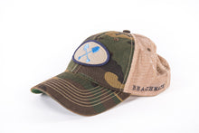Load image into Gallery viewer, Adult Camo Trucker Hat