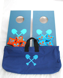 Beach Cornhole Set