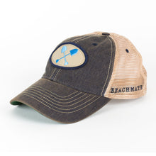 Load image into Gallery viewer, Youth Navy Trucker Hat