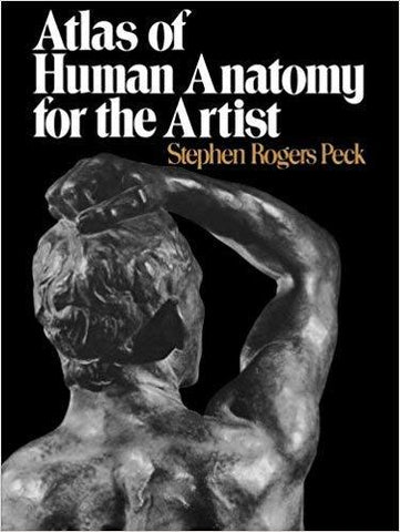 Atlas of Human Anatomy for the Artist - D'Autores