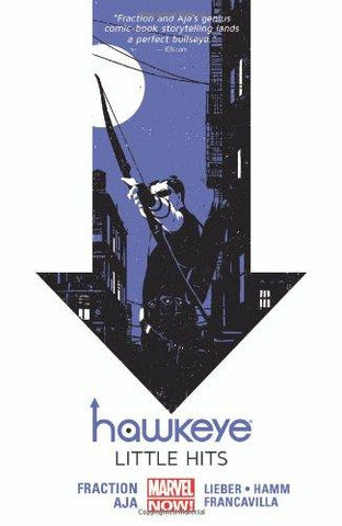 Hawkeye, Vol. 2: Little Hits - D'Autores