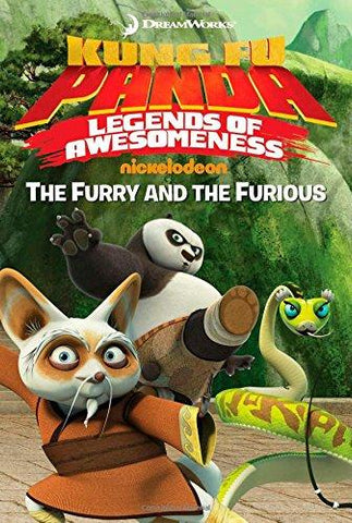 Kung Fu Panda: The Furry and the Furious - D'Autores