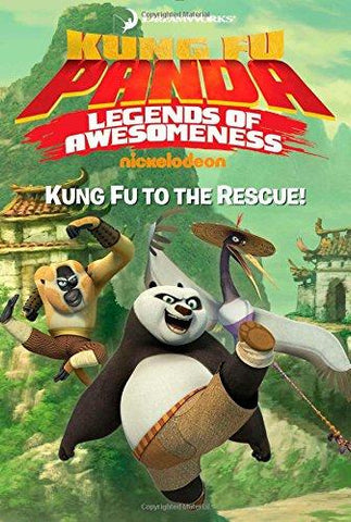 Kung Fu Panda: Kung Fu to the Rescue! - D'Autores