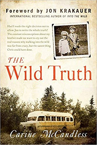 The Wild Truth: The Untold Story of Sibling Survival - D'Autores