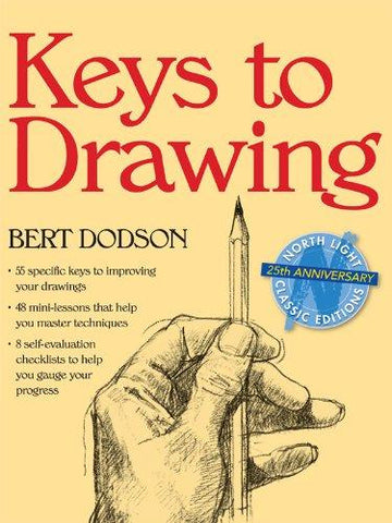 Keys to Drawing - D'Autores