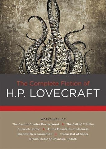 The Complete Fiction of H. P. Lovecraft (Chartwell Classics) - D'Autores