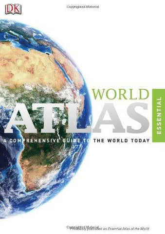 Essential World Atlas (Eighth Edition) - D'Autores
