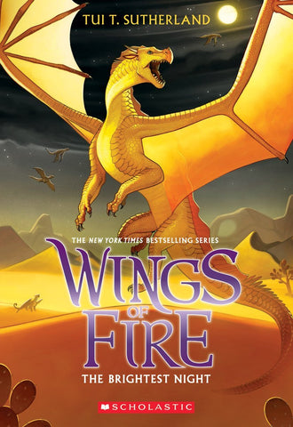 Wings of Fire Book Five: The Brightest Night - D'Autores