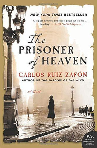 The Prisoner of Heaven: A Novel - D'Autores