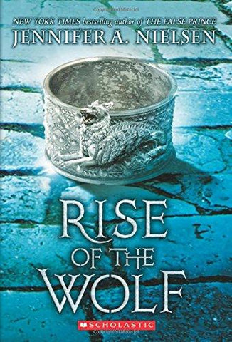 Rise of the Wolf (Mark of the Thief #2) - D'Autores