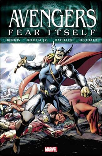 Avengers: Fear Itself - D'Autores