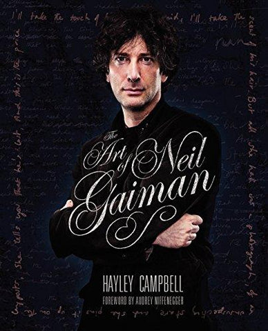 The Art of Neil Gaiman - D'Autores