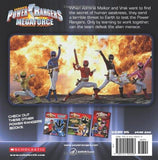 Power Rangers Megaforce: Alien Attack! - D'Autores