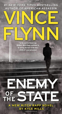 Enemy of the State (16) (A Mitch Rapp Novel) - D'Autores