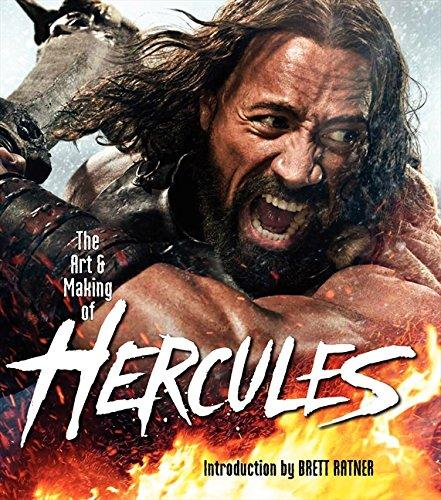 The Art & Making of Hercules (Pictorial Moviebook) - D'Autores