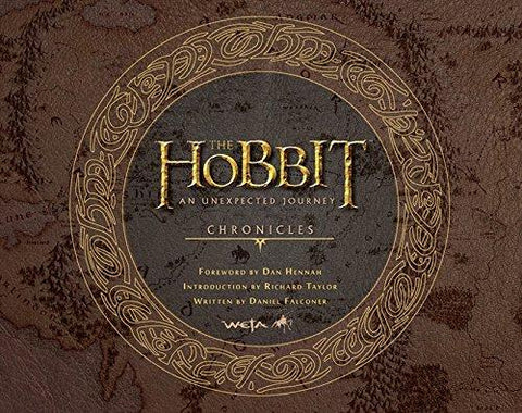 The Hobbit: An Unexpected Journey Chronicles: Art & Design - D'Autores