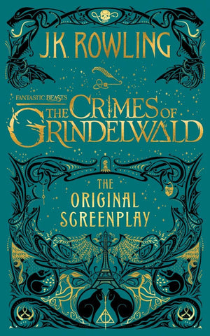 Fantastic Beasts: The Crimes of Grindelwald - The Original Screenplay (Harry Potter) - D'Autores