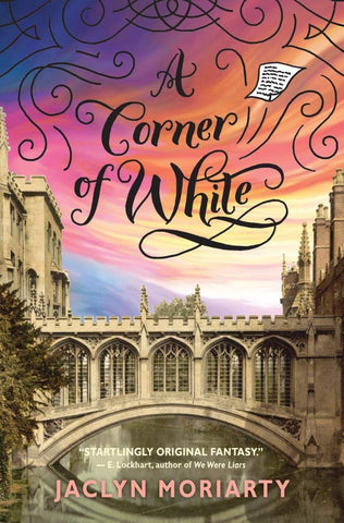 A Corner of White (The Colors of Madeleine, Book 1)