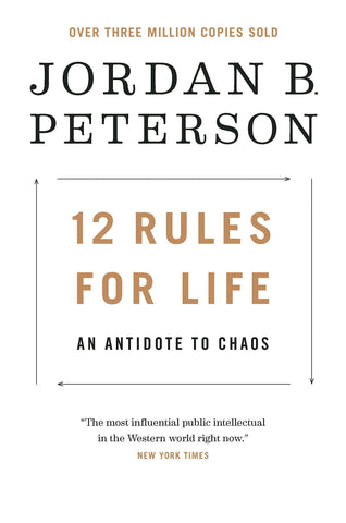 12 Rules for Life: An Antidote to Chaos - D'Autores