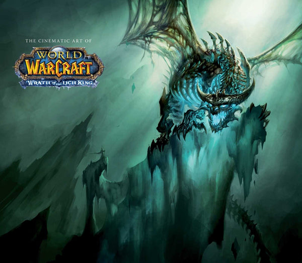 The Cinematic Art of World of Warcraft: Wrath of the Lich King - D'Autores