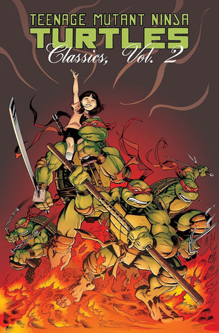 Teenage Mutant Ninja Turtles Classics Volume 2 (TMNT Classics) - D'Autores