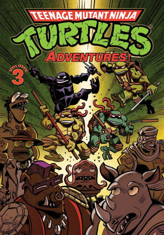 Teenage Mutant Ninja Turtles Adventures Volume 3 (TMNT Adventures) - D'Autores