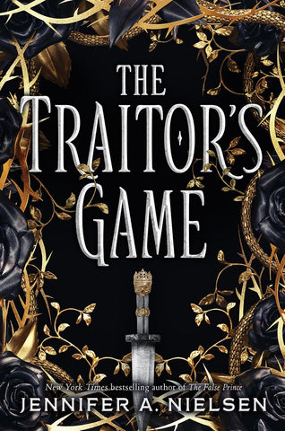 The Traitor's Game (The Traitor's Game, Book One) - D'Autores