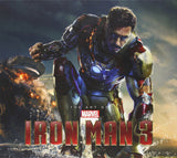 Marvel's Iron Man 3: The Art of the Movie Slipcase - D'Autores