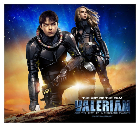 Valerian and the City of a Thousand Planets The Art of the Film - D'Autores