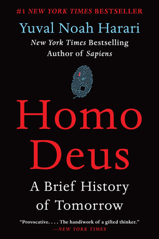Homo Deus: A Brief History of Tomorrow - D'Autores