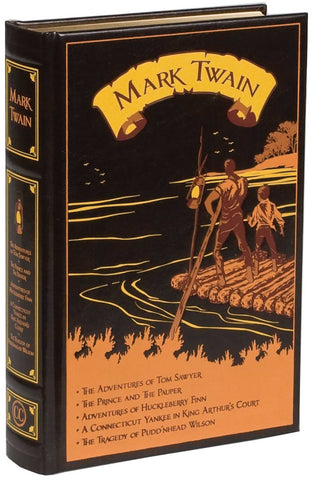Mark Twain: Five Novels - D'Autores