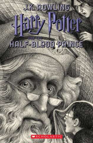 Harry Potter and the Half-Blood Prince 20th anniversary ed. Paperback - D'Autores