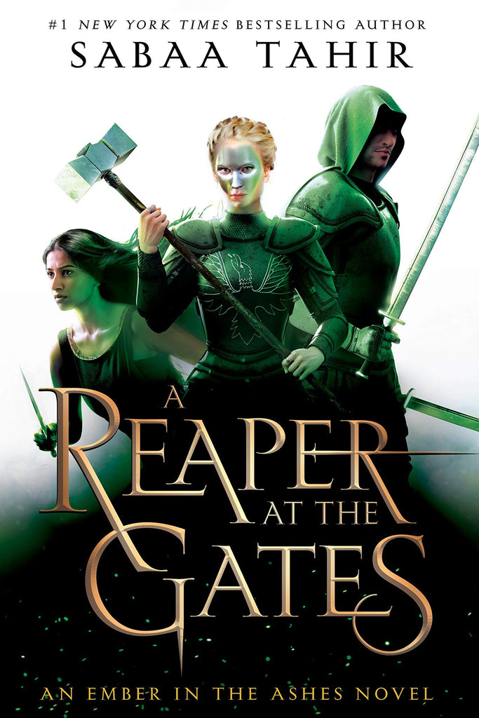 A Reaper at the Gates (An Ember in the Ashes Book 3) - D'Autores