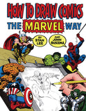 How To Draw Comics The Marvel Way - D'Autores