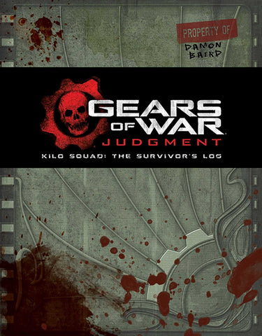 Gears of War: Judgment: Kilo Squad: The Survivor's Log - D'Autores