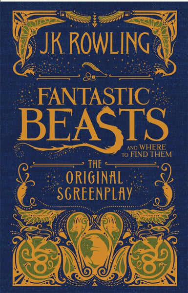 Fantastic Beasts and Where to Find Them: The Original Screenplay - D'Autores