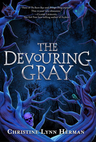 The Devouring Gray Hardcover - D'Autores