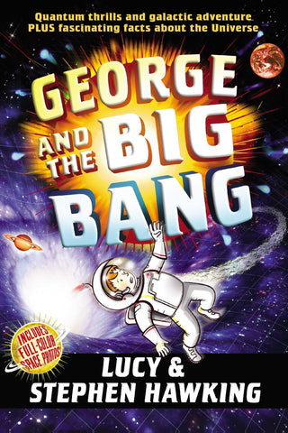 George and the Big Bang (George's Secret Key) - D'Autores