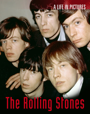 Rolling Stones (Life in Pictures - D'Autores