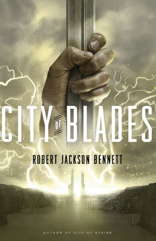 City of Blades (The Divine Cities) - D'Autores