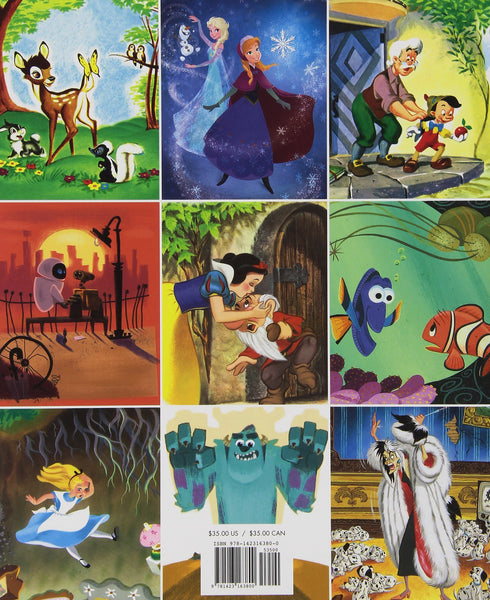 The Art of the Disney Golden Books (Disney Editions Deluxe) - D'Autores