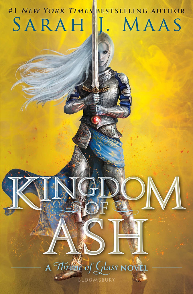 Kingdom of Ash ( Throne of Glass #07 ) - D'Autores