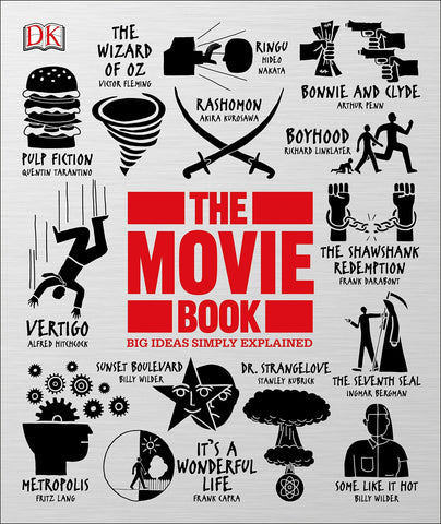 The Movie Book: Big Ideas Simply Explained - D'Autores