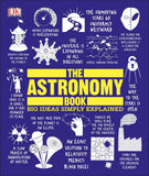 The Astronomy Book: Big Ideas Simply Explained - D'Autores